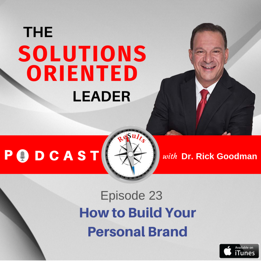 How To Build Your Personal Brand Episode 23