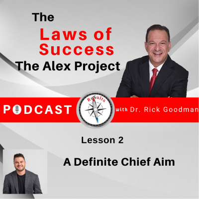 Laws of success lesson 2 podcast