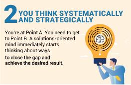 Solutions Oriented Leader strategies