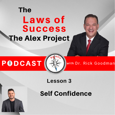 The Laws of Success Lesson 3 self confidence
