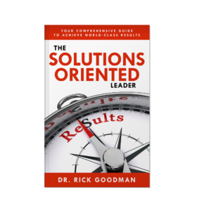The Solutions Oriented Leader, for step-by-step advice on employee feedback