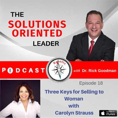 Three keys for Selling to Woman - Episode 18