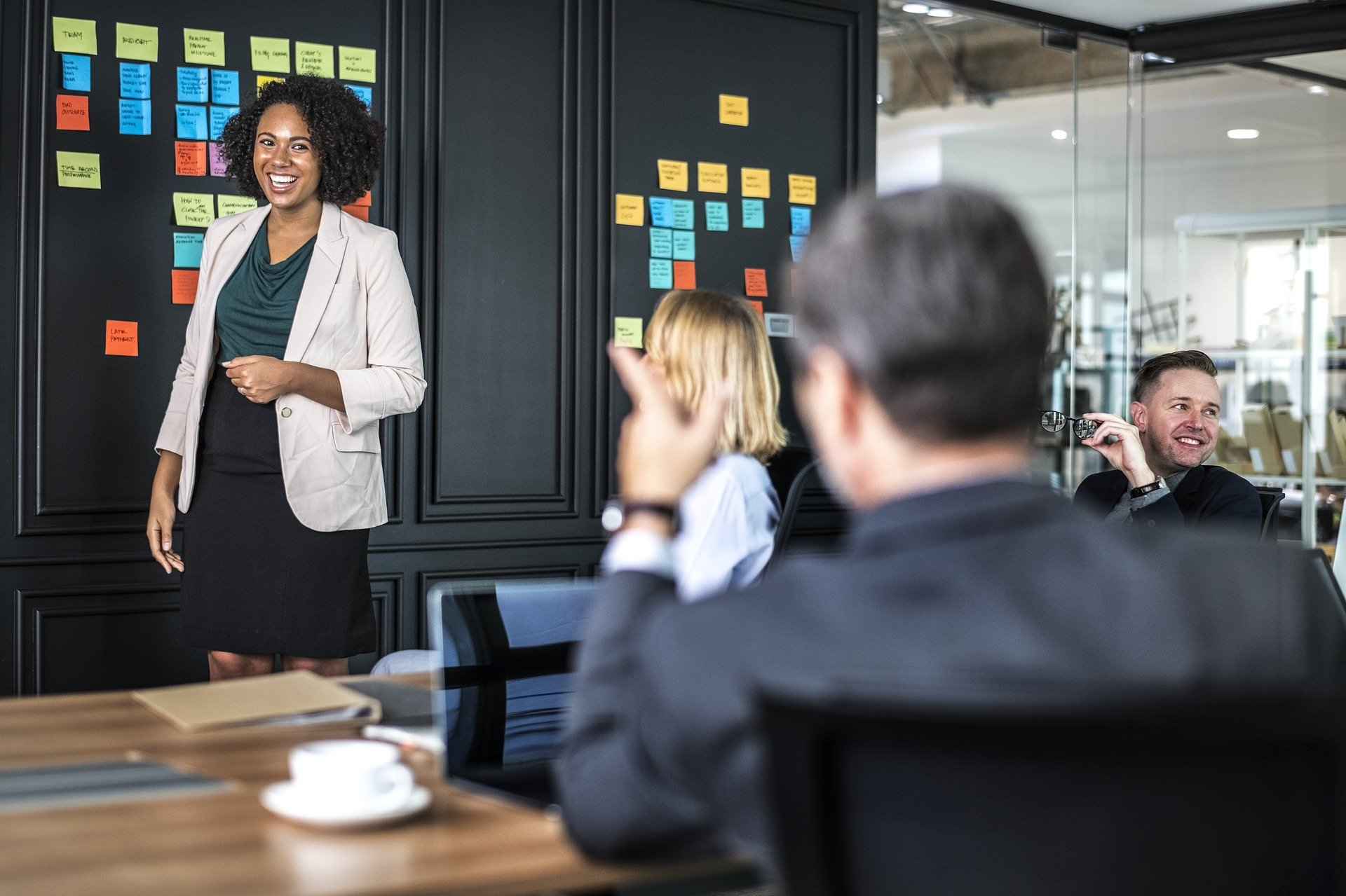 Working with a Transformational Leadership Expert