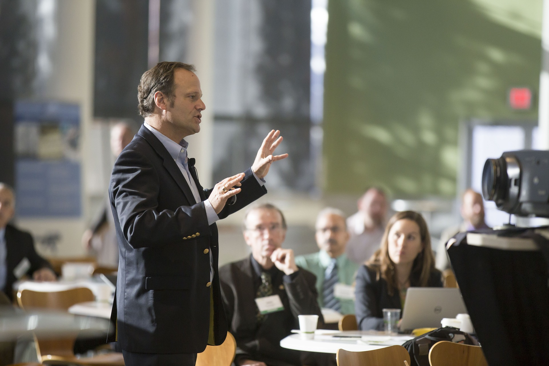 Building Confidence Before a Big Presentation
