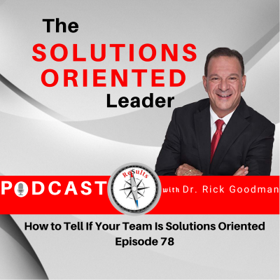 Is your team solutions oriented?