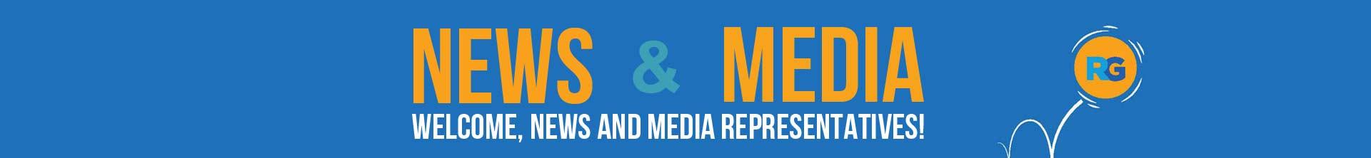 News and Media representatives