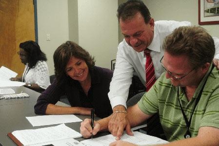 Executive Coaching with Dr. Rick