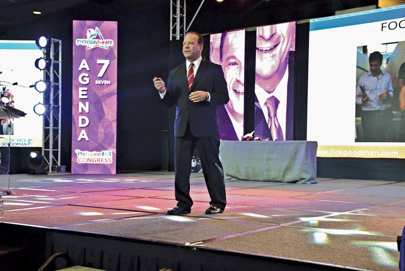 DR. Rick Goodman Leadership Speaker