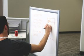 Stay Productive with a Whiteboard